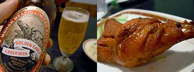 インド料理 サーガル:タンドリーチキン
