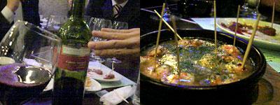 MILESTONE (マイルストーン):エビのオリーブオイル焼