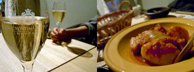 PONVINO (ポンヴィーノ):豚と野菜のトマト煮