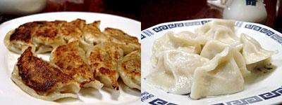 中国家庭料理 阿信 (アシン):焼き餃子