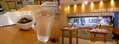 立ち飲み酒場 ポン太:日本酒いろいろ