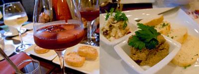 WINE&DINING WINE THE PEPUCHEED (ワイン・ザ・ペプチード)、ぺプチードオリジナルサングリア