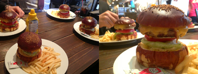 Hungry Heaven HAMBURGERS(ハングリーヘブン ハンバーガーズ):ハングリーヘブンチーズ