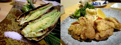小料理や ぐりこ:焼ヤングコーン