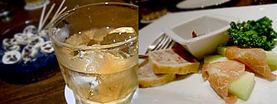 レストラン&バー BLOSSO (ブロッソ):ロイヤルハウスホールド