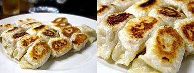 馬上荘 (ばじょうそう):焼き餃子