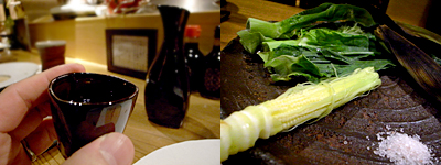 BigHeavy Kitchen (ビッグヘビーキッチン):焼ヤングコーン