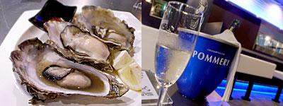 Lis Larry (リズラリー) ソラリアプラザ福岡店:旬の真牡蠣盛り