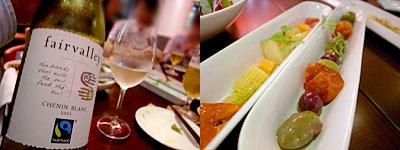 カサドール キッチン 春吉店:自家製旬野菜のピクルス&オリーブ盛り合わせ