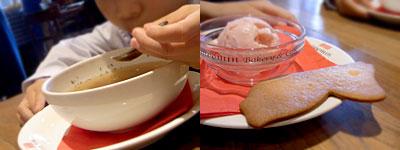 ムーミンベーカリー&カフェ:スープとか