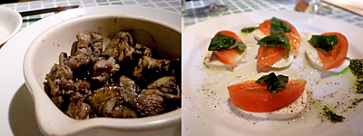 bistro Jidorino(ビストロ ジドリーノ):地頭鶏 炭火焼