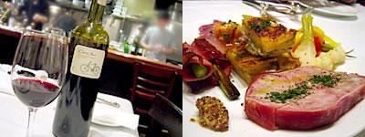 洋食厨房 flat (フラット):前菜盛り合わせ5種