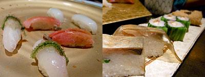 たつみ寿司 総本店:いろいろ