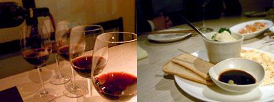 JunboYA(ジュンボヤ):モッツレラチーズのブルスケッタ