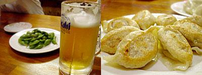 中国菜館 春光亭:焼餃子