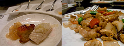 中国料理 桃林:若鶏とカシューナッツの炒め