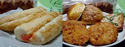 国産小麦パン工房 Full Full(フルフル):明太フランス