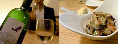 しあわせ dining こもたも:トキ・アンディーノ