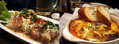 Kenji屋(ケンジヤ):チキン南蛮タルタルソース、愛のラザーニア