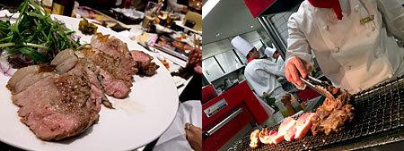 ホテル日航福岡 カフェレストラン セリーナ:【美食の祭典】ホークス応援ディナーブッフェ