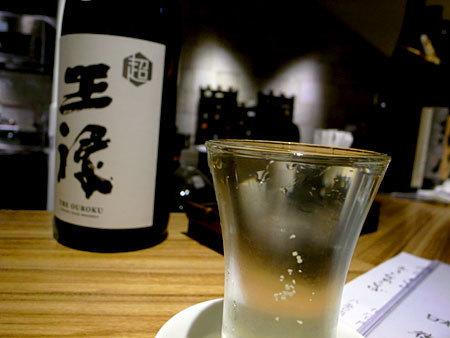 酒と蕎麦 まき野:日本酒たち