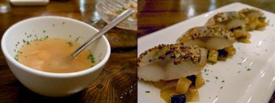 COMP. KITCHEN (コンプキッチン):塩サバのスモーク