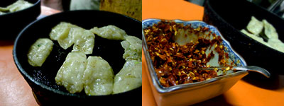 五十番:鉄鍋餃子