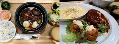 ROJIURA SHOKUDOU(ロヂウラ食堂) 福岡パルコ店:和牛ビーフシチュー定食