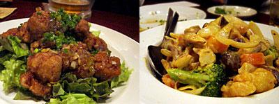 自然野菜料理 SIO菜:唐揚げも