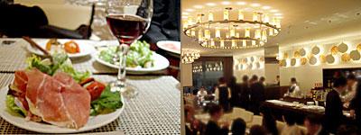 Italian Dining Ber CIPOLLA(チポラ):今宵はブッフェ形式