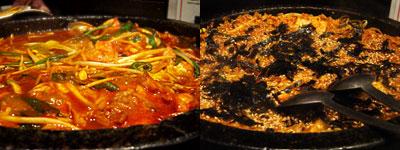 和韓 たもん:石焼タッカルビ鍋