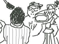 モサオ氏インタビュー