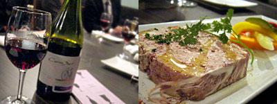 港町市場 マルセイユ:豚肉とレバーの田舎風パテ