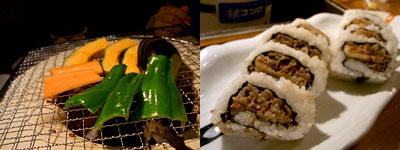 福岡食肉ホルモンセンター:焼肉ロール