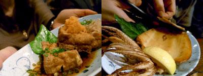 Sake Dining さが蔵:イカの一夜干し