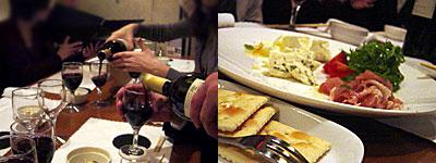 ごはんBar TASAKI:ワインたち