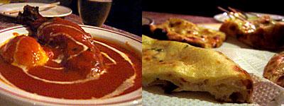 インド料理 SURAJ(スラージ):スペシャルタンドリーチキンカリー