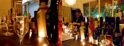 cafe&bar g (ジィ):スパークリングワイン