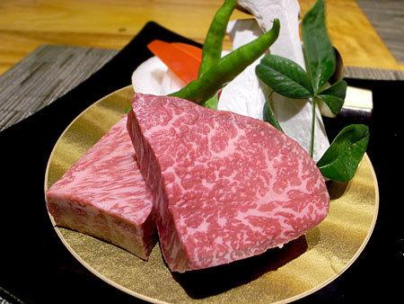 鉄板焼みたき 桜坂:宮崎牛
