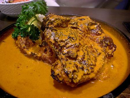 106サウスインディアンレストラン&バー 天神店:タンドリーチキン