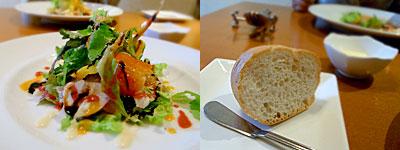 Cashe★Cashe(カシュカシュ):海の幸のサラダ