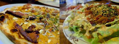 BRITISH PUB MORRIS(モーリス):ピザやタコライス