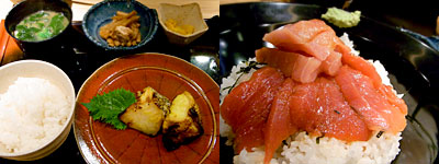 海鮮居酒屋 博多toctoc(トクトク) 博多駅店:銀ムツの味噌焼定食