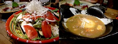 博多よかよか:鴨と海老のトロトロ豆腐