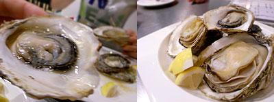 Lis Larry (リズラリー) ソラリアプラザ福岡店:夏の岩牡蠣3種盛り