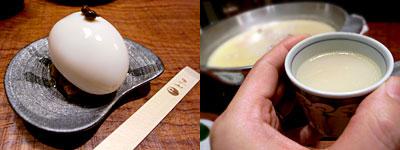 博多水炊き とり田 博多本店:水炊きコース