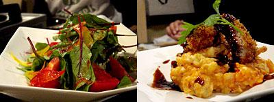 韓の豚家 芭李呑(ばりとん):芭李呑的ポテトサラダ