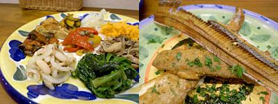 Ringrazie(リングラッツェ):燻製チーズを挟んだ太刀魚のコトレッタ