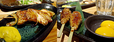 札幌ぶたや:室蘭焼きの豚串、こだわりのつくね