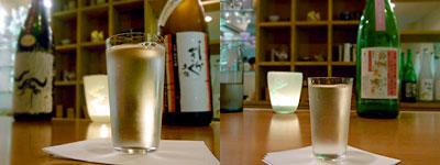 日本酒バー 雲レ日(くもれび):土佐しらぎく 純米吟醸ひやおろし